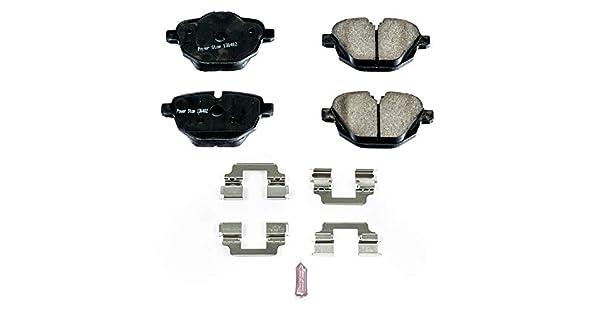 SCITOO 34356780699 Rear Brake Pad Sensor fit for 2010 11 12 13 14 BMW X5 2010-2014 BMW X6