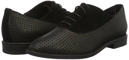 Bear Kiko Women''s The 110 Black Black Oxfords Shoe 5UngwxqfU