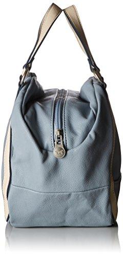 Flor Handbag Sacs Lhz Mustang Maine Grey menotte Gris q8wCxZz