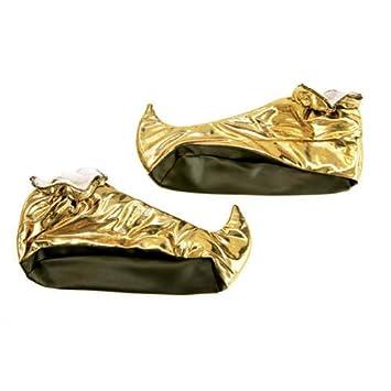 check out 2ba2e 18bc4 PARTY DISCOUNT Schuhe Alibaba - Orient, Gold, Einheitsgröße