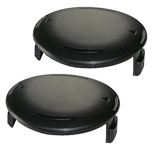 Homelite UT41112 String Trimmer Replacement (2 Pack) Spool Cap # 34108178AG-2pk