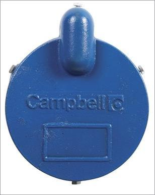 "CAMPBELL RC5-6U WELL CAP 6 - 6-5/8"" OD"