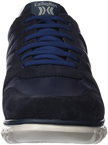 1 Stringate Squalo Scarpe Oxford CALLAGHAN Uomo Marino Blu Uw8q1