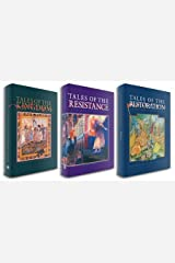 Kingdom Tales Trilogy (Tales of the Kingdom, Tales of the Resistance and Tales of the Restoration), SET of 3 Hardcover