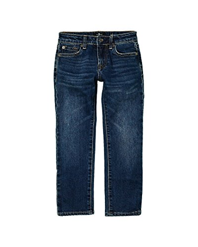 7 For All Mankind Little Boys Slimmy Foolproof Stretch Denim Jean Visionary 6