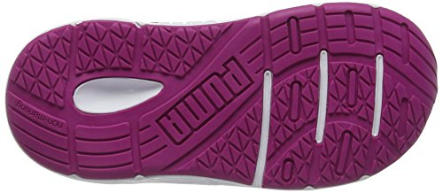 Puma Axis V4 Mesh V Inf, Zapatillas Unisex Niños Rosa (Ultra Magenta-puma Silver 06)