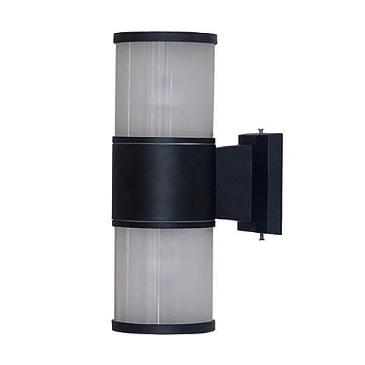 Lámpara de Pared Lámpara Led de Pared para Exterior Lámpara de ...