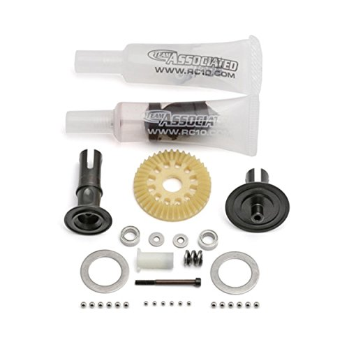 Associated Complete Differential - Team Associated 9735 Complete Differential Kit B44 Vehicle Part