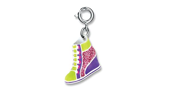 Amazon.com: High Intencity CHARM IT! WEDGE SNEAKER Bracelet Charm: Toys & Games