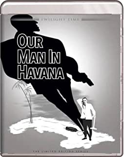 Our Man in Havana [Blu-ray]