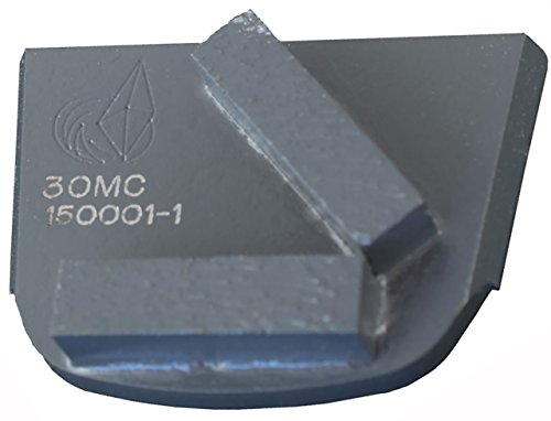 Metal Diamond Grinding Bond Disc (Lavina X2S-MC-0030 Diamond Medium Metal Bond for Medium Concrete 30 Grit Double Segment)