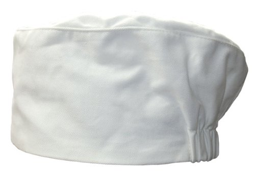 Chef Works Chef Beanie, White One Size