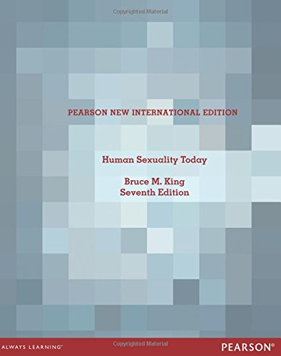 Read Online Human Sexuality Today: Pearson New International Edition PDF