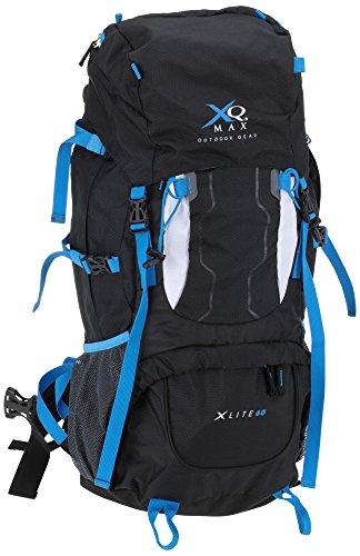 Mochila XQmax rodmann Xlite60, color Gris - gris, tamaño 61 x 29 x 19 cm, 60 Liter, volumen liters|60.0 Negro - negro