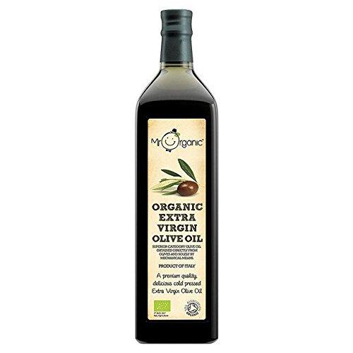 Extra Virgin Sauce (Mr Organic Extra Virgin Olive Oil - 1L)