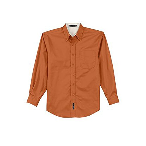 LS Shirt - 24 Quantity - $27.25 Each - BRANDED with YOURLOGO/CUSTOMIZED by Sunrise Identity (Image #2)