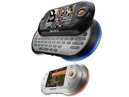 Sony Mylo COM-1 Personal Communicator, MP3/MP4/Audio/Video Player, Wi-Fi Pocket Portable PC