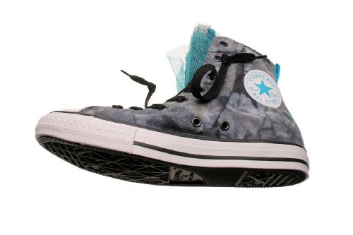 Converse All Star Chucks CT Party Hi Black/Charcoal Schwarz/Grau