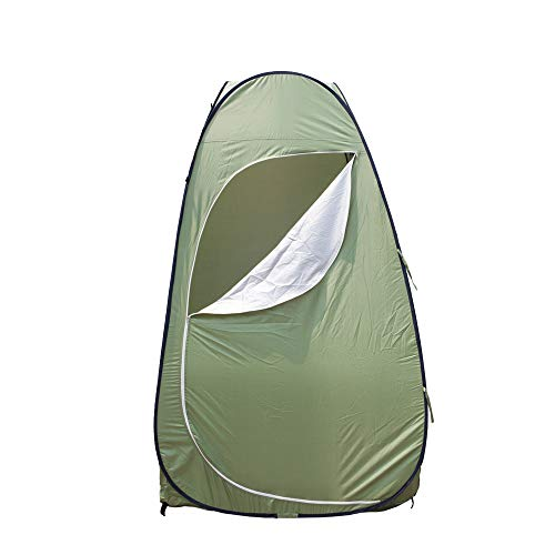 IdealBuy Outdoor Toilet Tent, Camping Shower Tent,Privacy Shelter Tent,Backpack Changing Dressing Room by IdealBuy