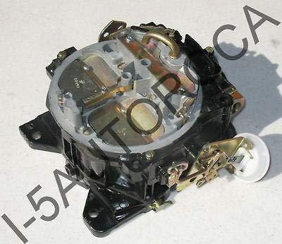 Marine carburetor 4 barrel rochester 4mv quadrajet mercruiser 427 mcm/mie 325