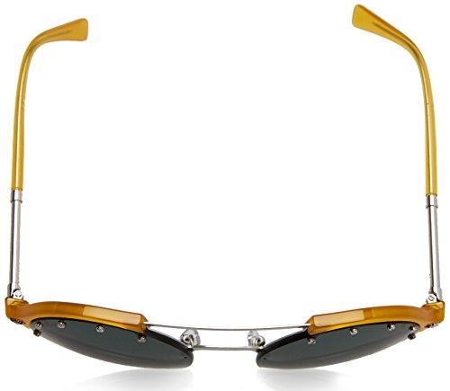 Mujer 0Ve4337 Multicolor Yellow Sol Opal Gafas Versace para Silver de g1nqXx