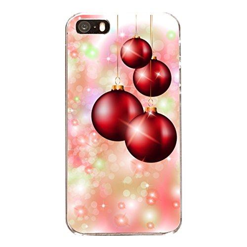 """Disagu Design Case Coque pour Apple iPhone 5s Housse etui coque pochette """"X-Mas Kugeln"""""""