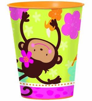Monkey Love Party Cup [Contains 12 Manufacturer Retail