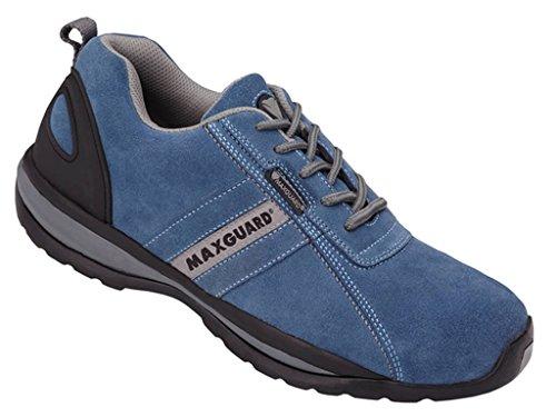 de Bleu sécurité métallique Maxguard Non Basket S1P 4R5nTnw1q
