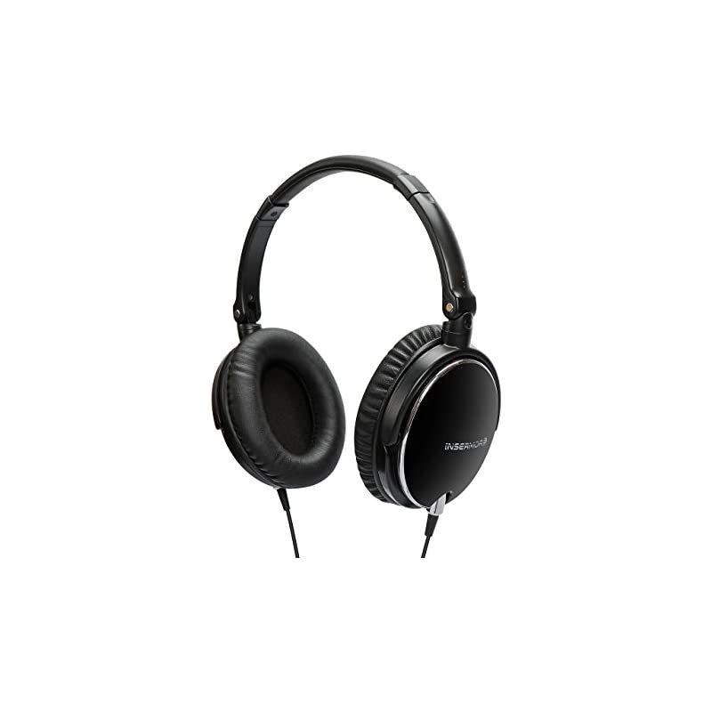 Active Noise Cancelling Over Ear Headpho