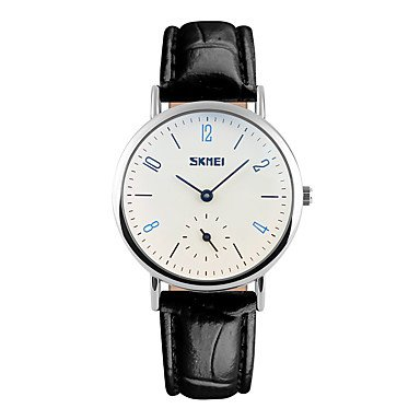 Relojes Hermosos, Mujer Reloj de Vestir / Reloj de Moda Cuarzo Resistente al Agua Piel