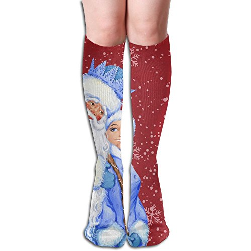 Compression Cycling 19 Knee Inch Stocking Retro Snowmen Womens Christmas Running Unisex Knee For Socks Soccer Sand High 6 color Mens Yoga New For Year Cocktail 2018 Sports Length Stance 69 4YzRY