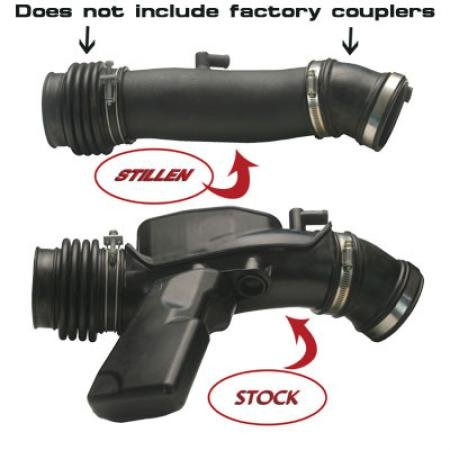 STILLEN 403235 Z-Tube Without Intake - 03-07 G35 Coupe / 03-06 G35 Sedan / 03-08 FX35 2006 Infiniti G35 Coupe Horsepower