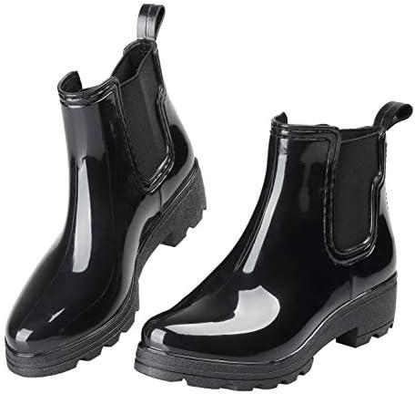 EYUSHIJIA Womens Waterproof Chelsea Booties product image