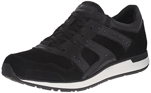 Skechers Womens Slicker Fashion Sneaker Nero