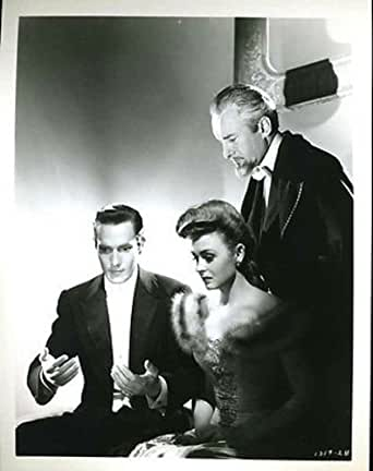 donna reed george sanders picture of dorian gray 8x10