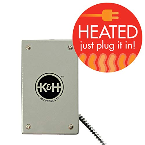 K&H PET PRODUCTS Snuggle -Up Bird Warmer, Gray, Small/Medium