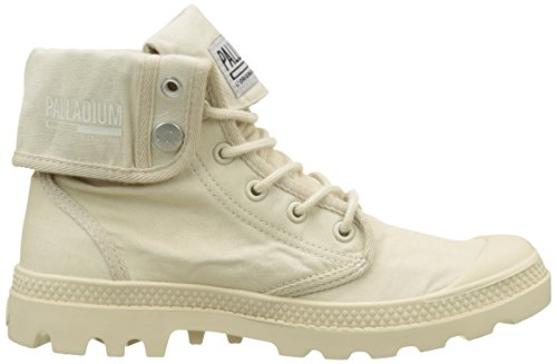 Mixte Sahara Beige Army Écru Baskets Baggy F90 Camp Training Palladium Hautes Adulte wA61qYwz