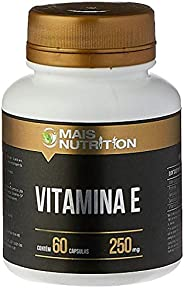 Mais Nutrition Vitamina E 250 mg 60 capsulas