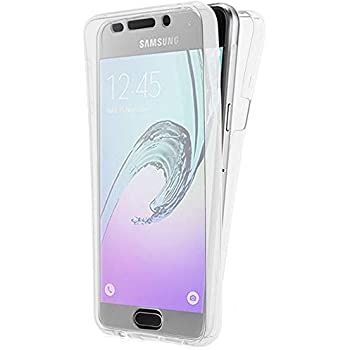 Amazon.com: kwmobile Crystal Case for Samsung Galaxy J7 Nxt ...