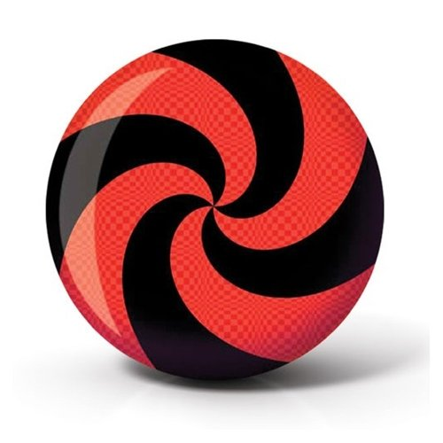 Brunswick Spiral Viz A Bowling Ball