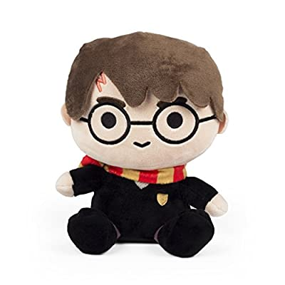 FAB Starpoint Harry Potter Hogwarts Plush Coin Money Bank for Kids: Toys & Games