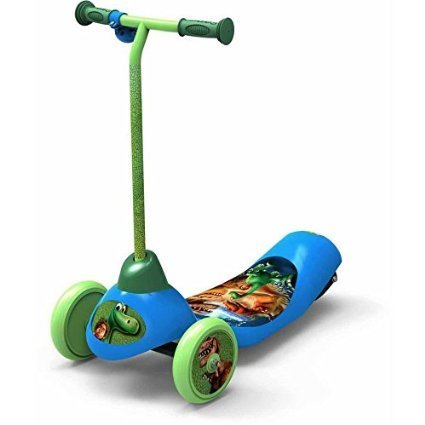Disney Good Dinosaur Safe Start 3-Wheel Electric Scooter by Safe Start