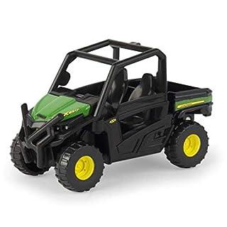 John Deere 3-Inch Iron Toy Vehicle (RSX 850i Gator)