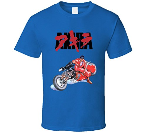 Akira Kaneda T-Shirt Japanese Retro Anime Novelty Akira for sale  Delivered anywhere in Canada
