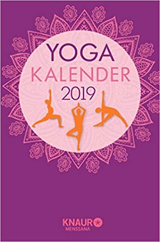 Yoga-Kalender 2019 Tageskalender - Amazon