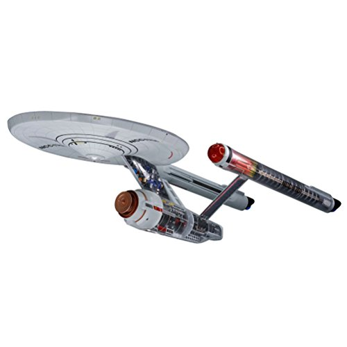 DIAMOND SELECT TOYS Star Trek Enterprise Project Cutaway Model Ship (Diamond Select Star Trek Ship)