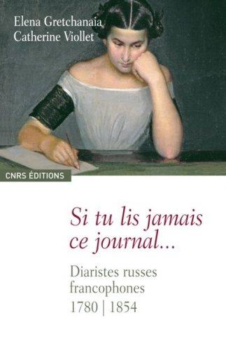 Si tu lis jamais ce journal... (French Edition) PDF