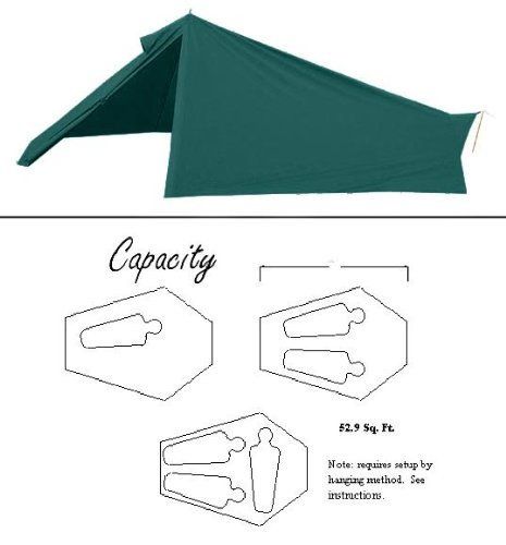 Appy Trails Mark III 2-3 Person Tent, Outdoor Stuffs