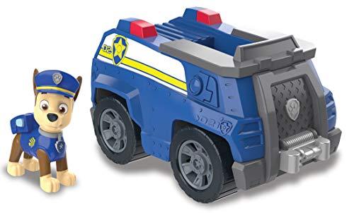 [해외]パウ경비 기본 차량 (피겨) 체이스 폴리스 카 / Pau Patrol Basic Vehicle (with Figure) Chase Police Car