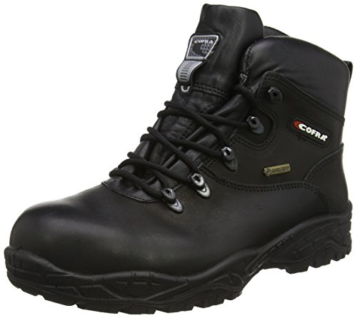 Cofra 22150-000.W43 New Warren S3 WR SRC Chaussures de sécurité Taille 43 Noir